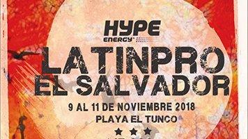 Este noviembre llega el Hype Energy Latin Pro a El Salvador bajo la tutela de el ALAS Latin Tour