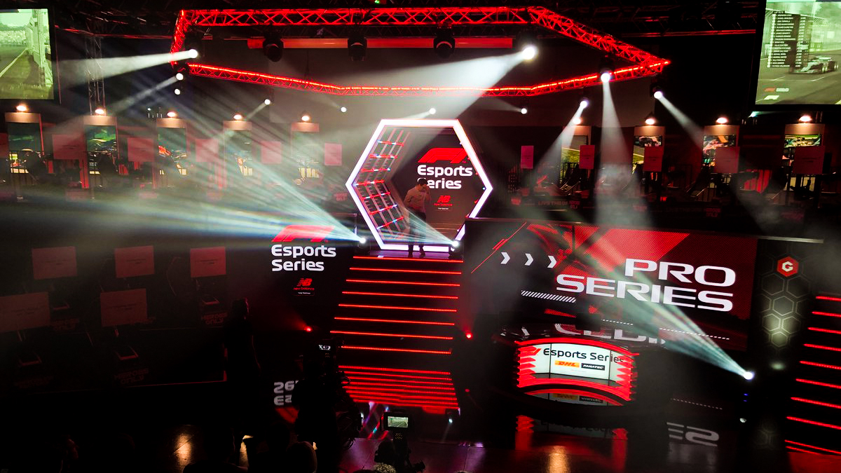 eForce India Battles It Out In Second F1 Esports Pro Series Event