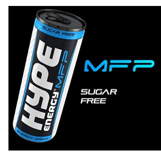Hype Energy MFP SUGARFREE