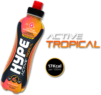 Hype Active Tropical